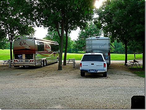 St Paul East RV Park