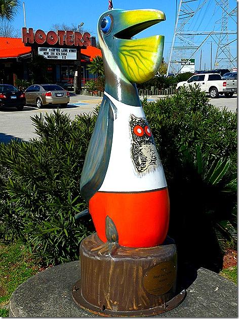 Pelican Mascot 7