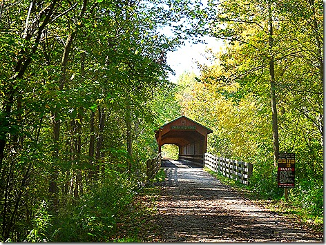 Ohio Covered Bridge 2