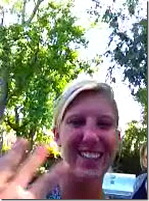 Video call snapshot 410