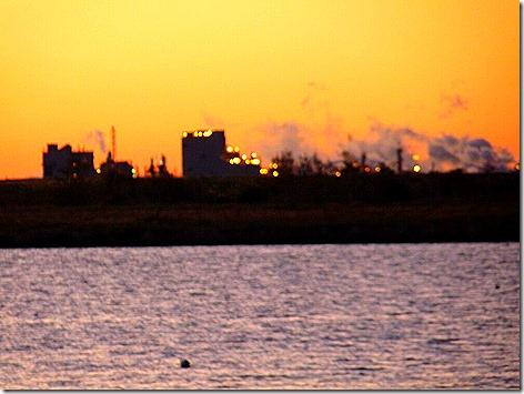 Galveston Bay Sunrise 3