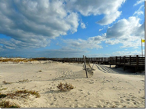 Gulf State Park Beach 1
