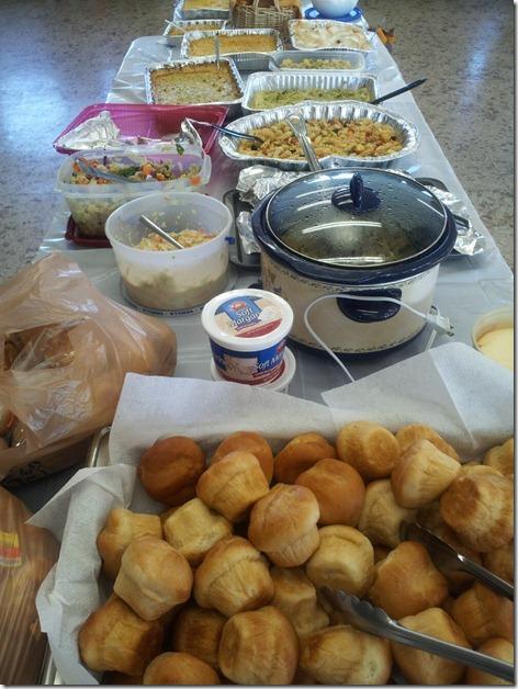 Indian Lakes Thanksgiving 1