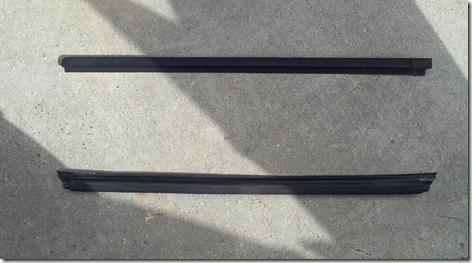 Door Removal Trim Strips