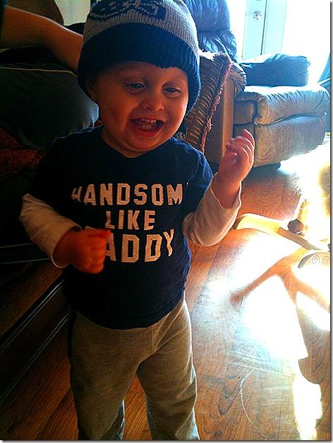 Handsome Landon 1