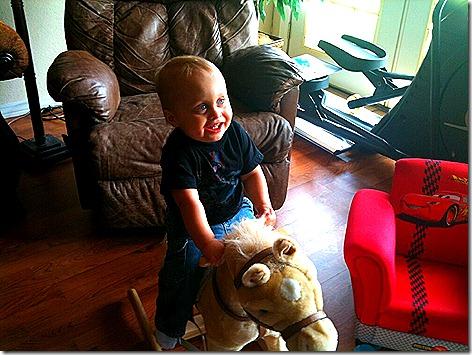 Landon on Horsey 4