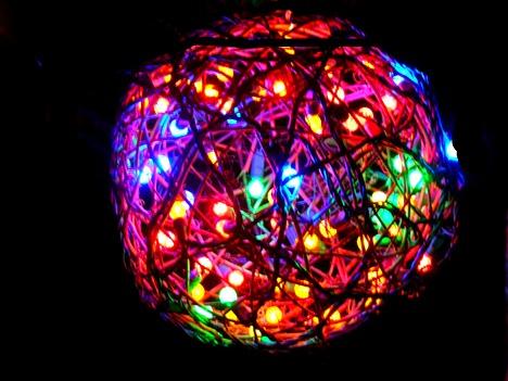 LED Light Ball