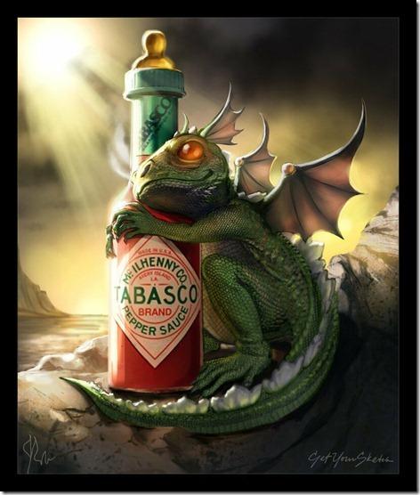 Tabasco Dragon