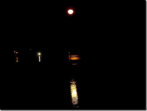 Moon on Bayou