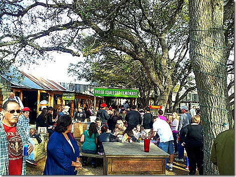 Salt Lick Crowd 1