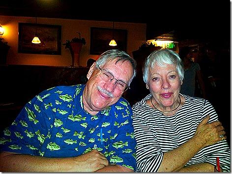 Al & Adrienne at Silver Saddle