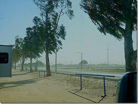 Yuma Dust Storm 1
