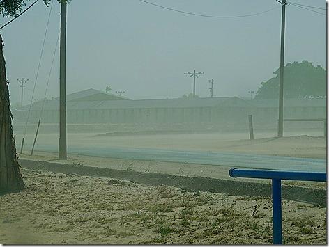 Yuma Dust Storm 2