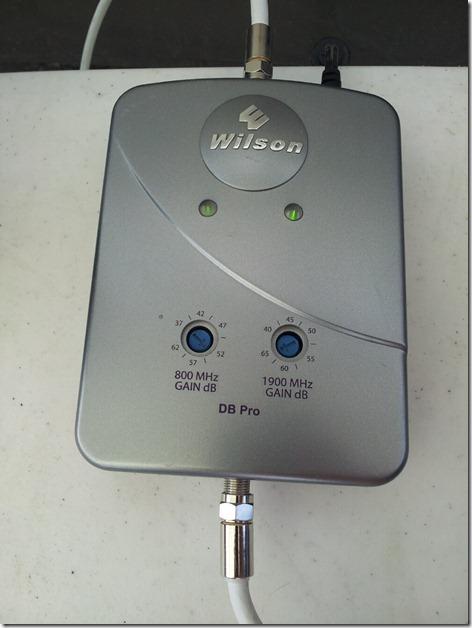 Wilson Amplifier