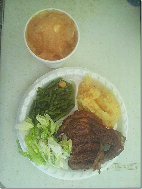 Steak and Float