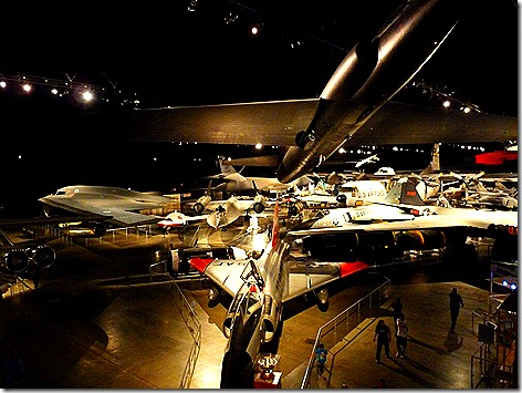 Dayton Air Museum Overview