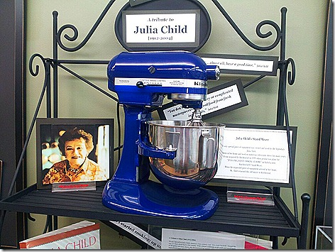 Julia Child's Mixer