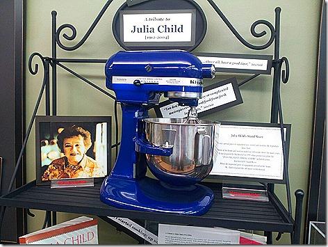 Julia Child's Mixer