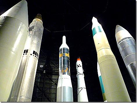 Museum Missiles