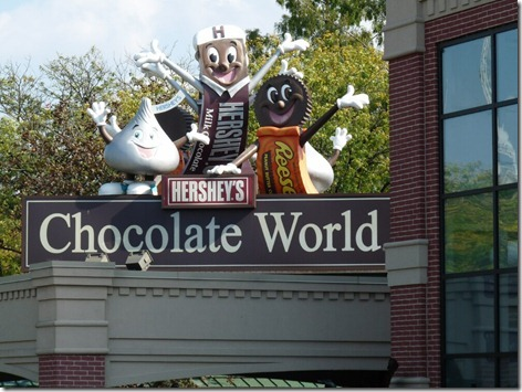 Chocolate World 1