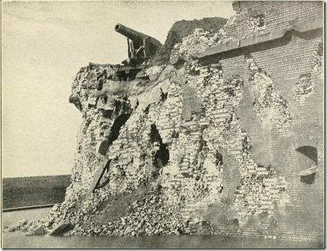 Fort Pulaski B&W