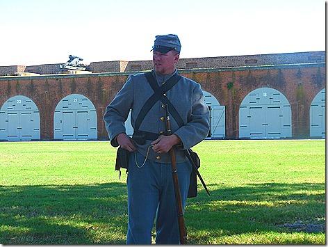 Fort Pulaski Demo 1