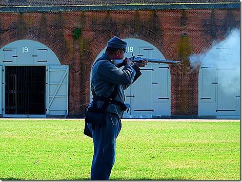 Fort Pulaski Demo 2