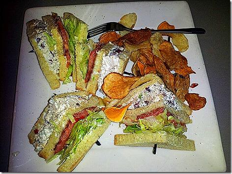 Isaac's Sandwich