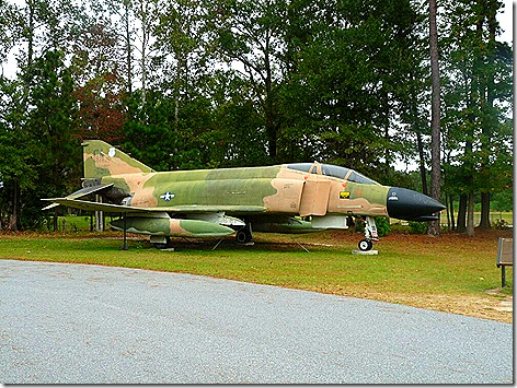 Mighty 8th Air Force Museum F-4C