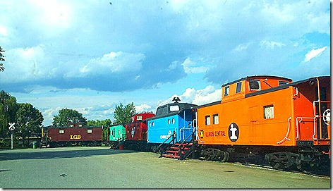 Red Caboose Motel 4