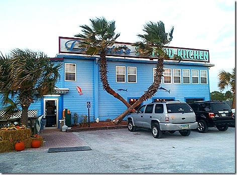 DeSoto's Seafood Kitchen