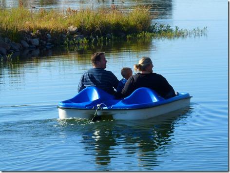 Lake Paddleboat 1