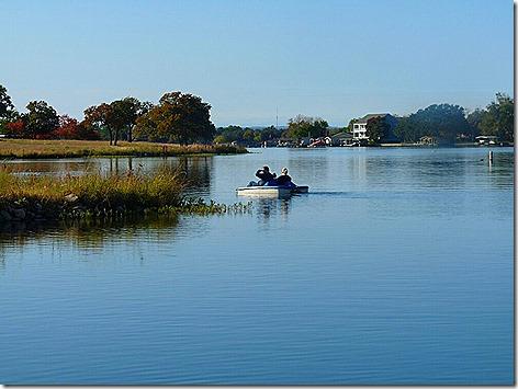 Lake Paddleboat 2