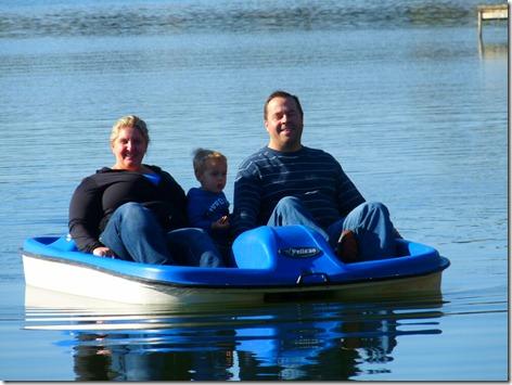 Lake Paddleboat 3
