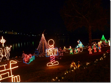Marble Falls Lights 3