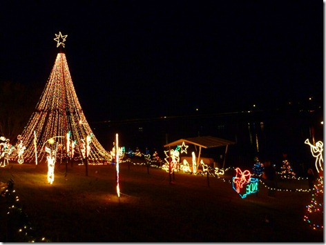 Marble Falls Lights 4