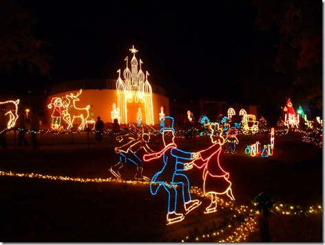 Marble Falls Lights 5