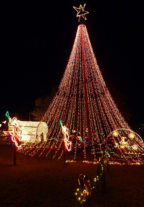 Marble Falls Lights 6