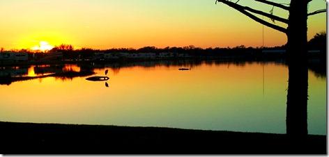 Poche's Sunset
