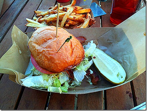 The Gulf Burger