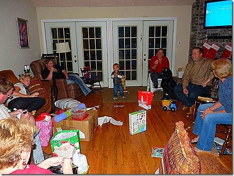 Christmas at Brandi's 2