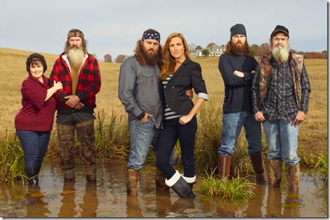 Take a 'duck dynasty' tour in west monroe, la, Duck dynasty isn