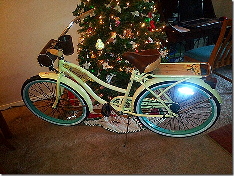 Piper's Christmas Bike