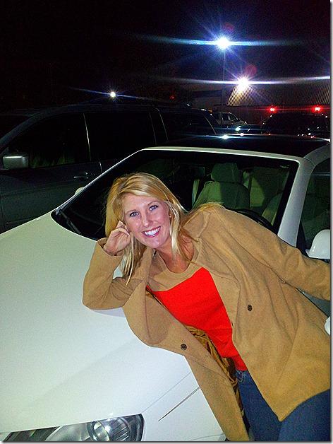 Piper's New Car