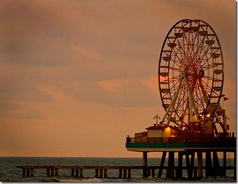 Pleasure Pier Ferris Wheel