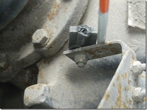 Airbag Rod Bracket