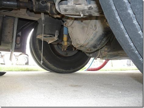 Airbag Rod
