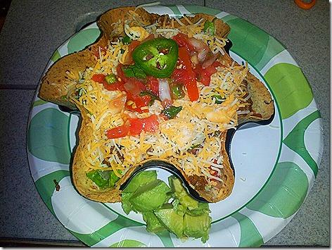 Homemade Taco Salad