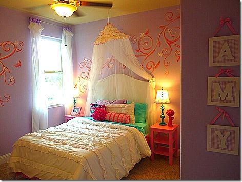 New House - Jill Bedroom