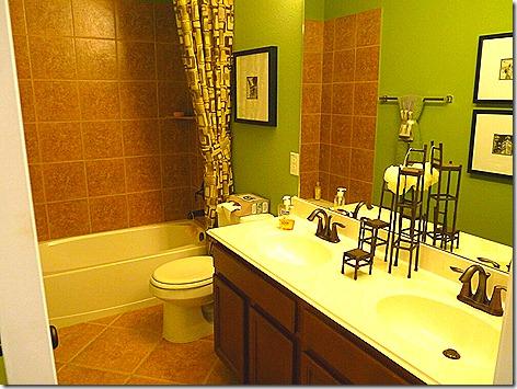 New House - Landon Bathroom